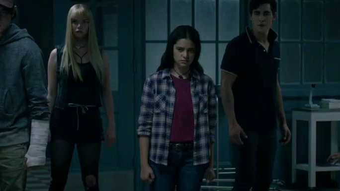 The New Mutants: Get Out (UK Spot)
