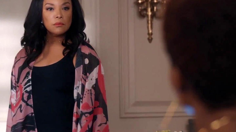 Greenleaf: Kerissa Tells Lady Mae About Her Affair