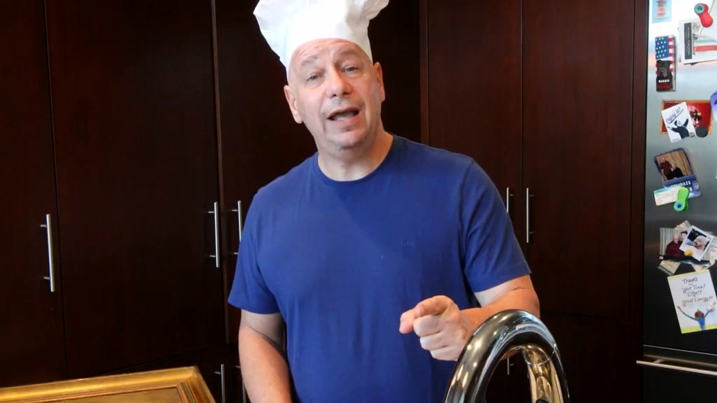 Tournament Of Laughs: Chef Jeff Ross