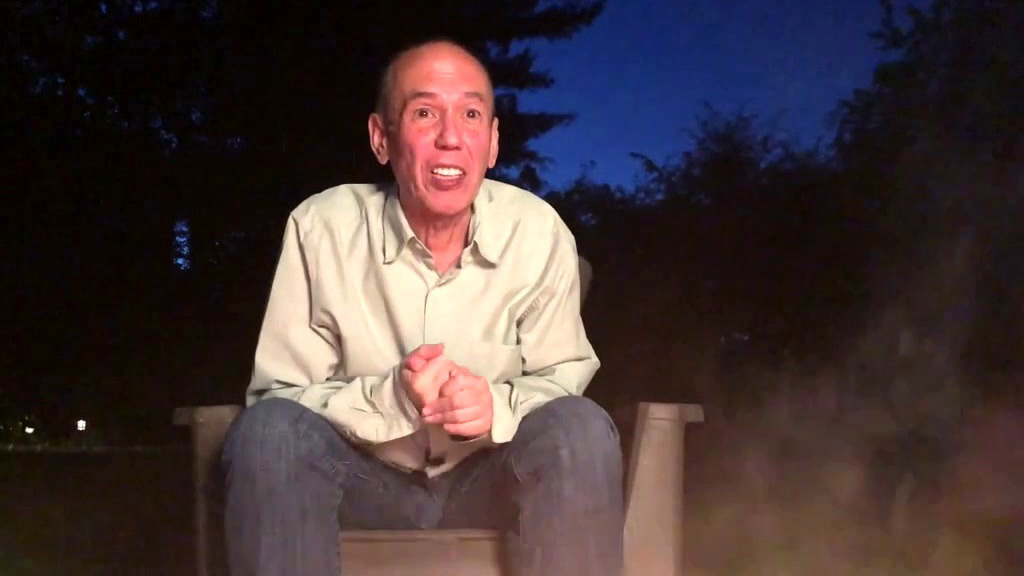 Tournament Of Laughs: Gilbert Tells A Ghost Story