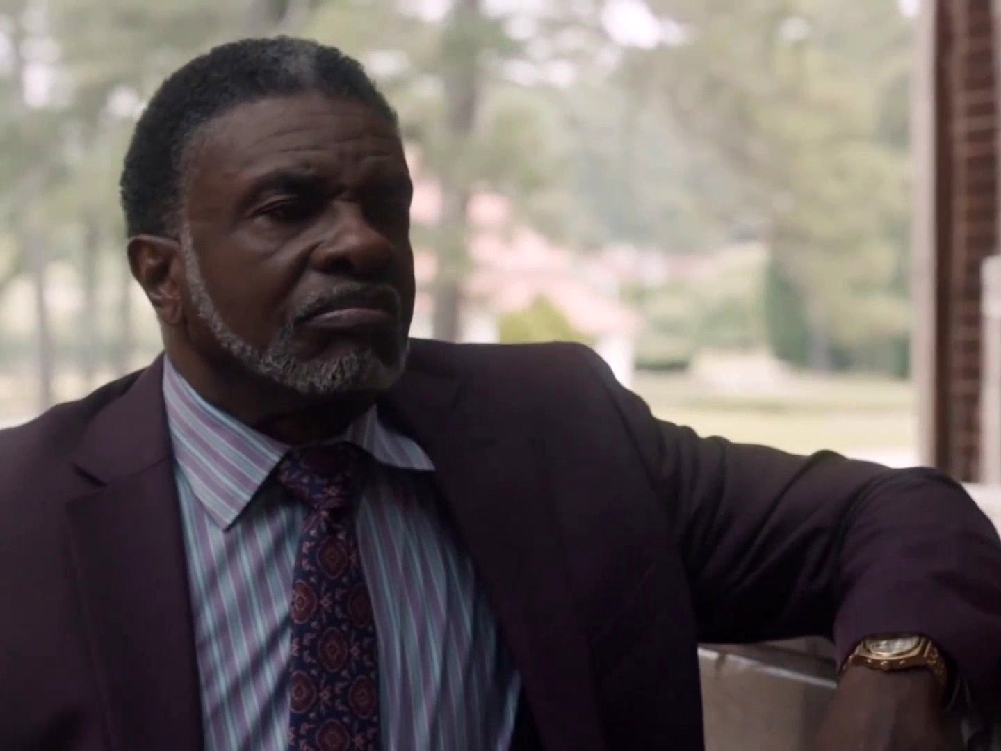 Greenleaf: The Bishop Has a Surprise for AJ
