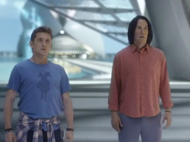 Bill & Ted Face The Music (International Trailer 2)