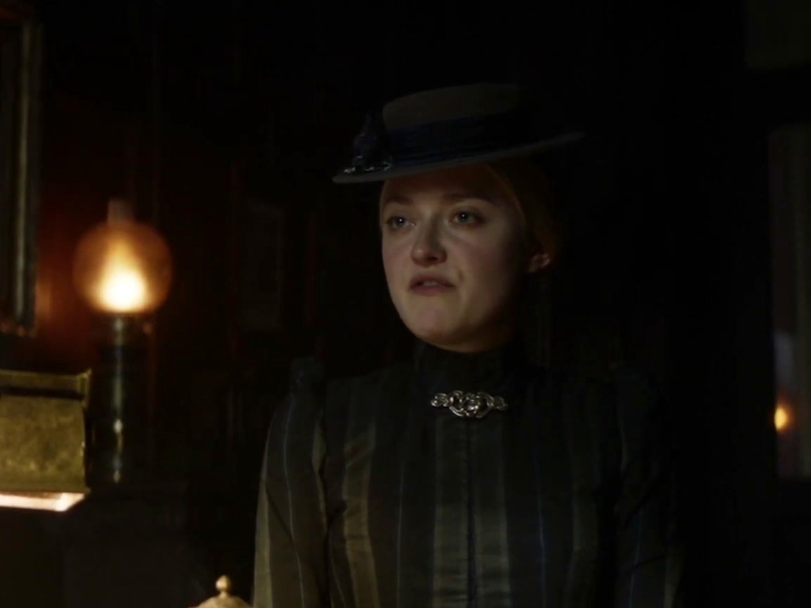 The Alienist: Sara Questions Dr. Markoe