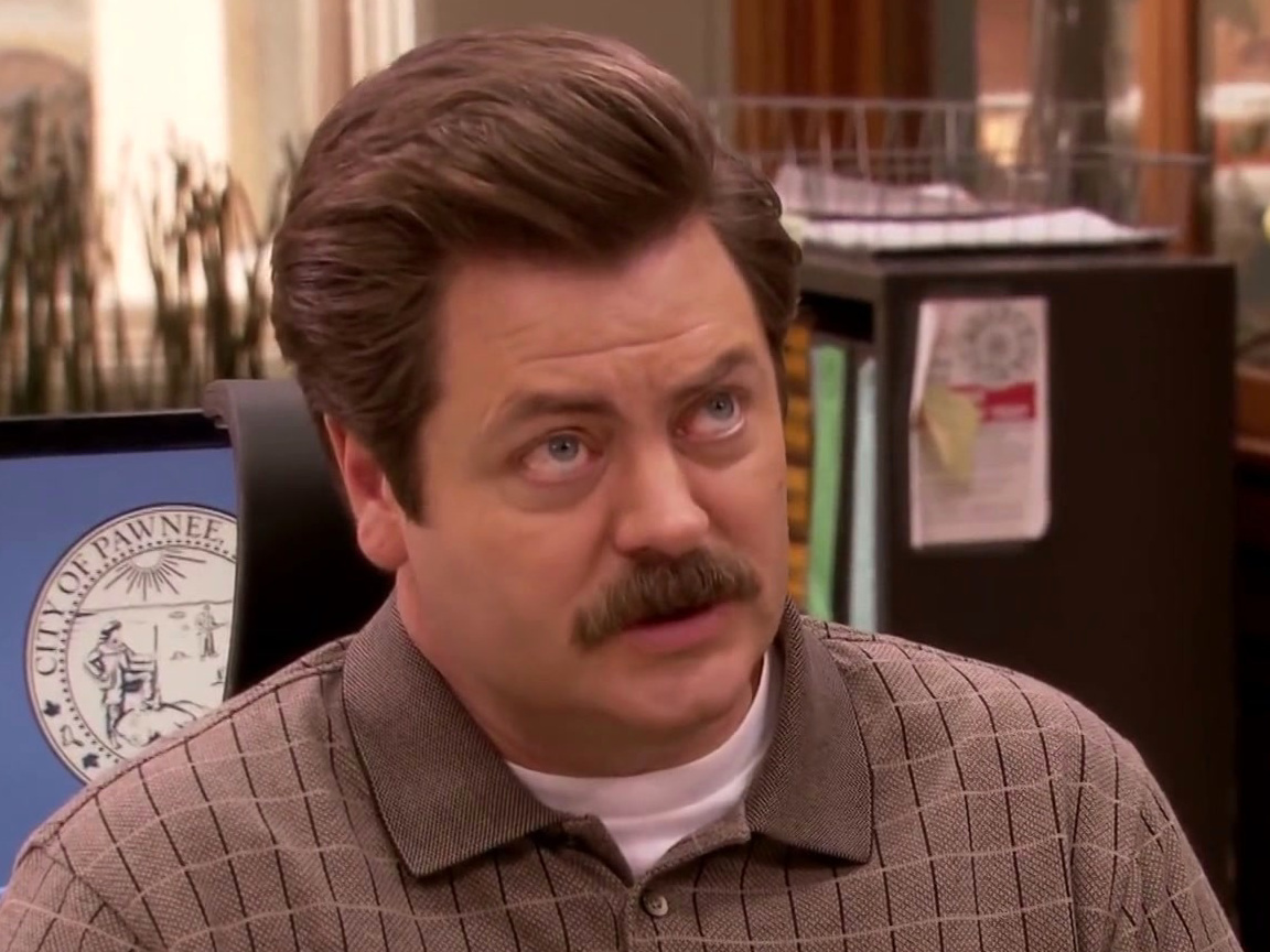 Parks And Recreation: The Bubble