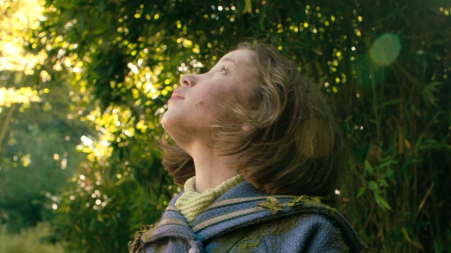 The Secret Garden: Mary Discovers The Key