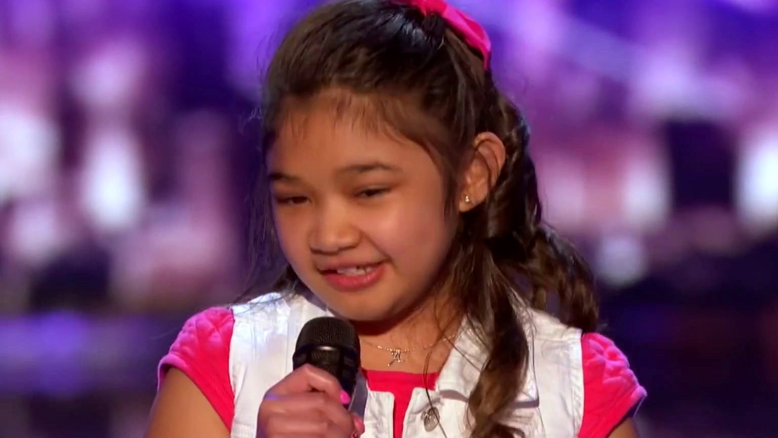 America's Got Talent: Angelica Hale's Memorable Golden Buzzer Moment
