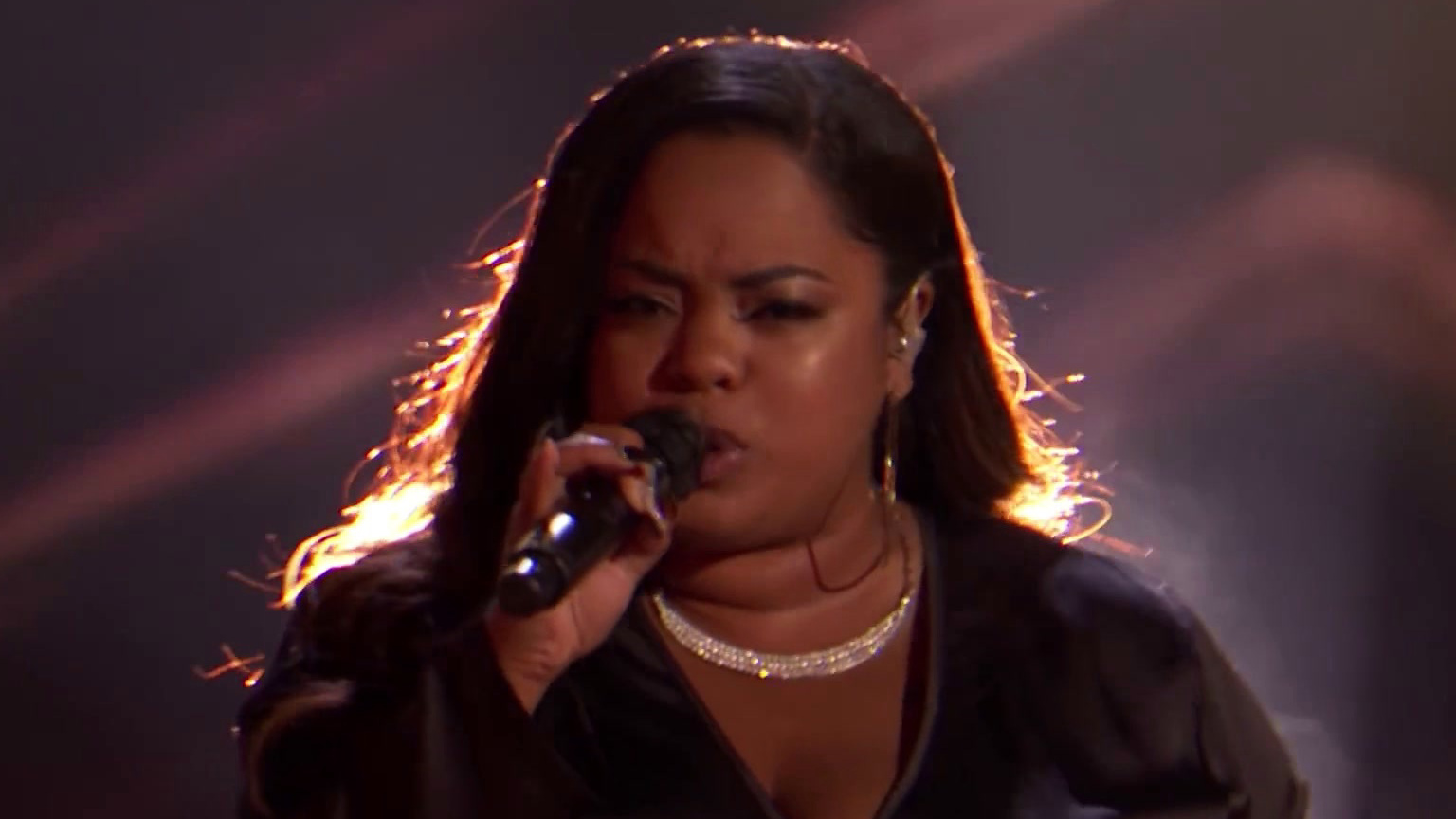 America's Got Talent: Shaquira Mcgrath Sings What Hurts The Most By Rascal Flatts