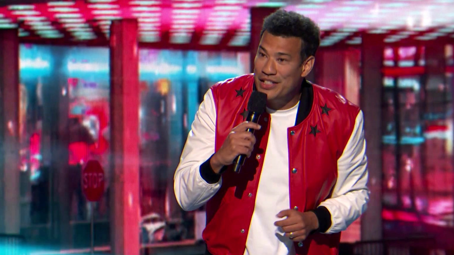 America's Got Talent: Comedian Michael Yo Tells Hilarious Stories About Starting A Family