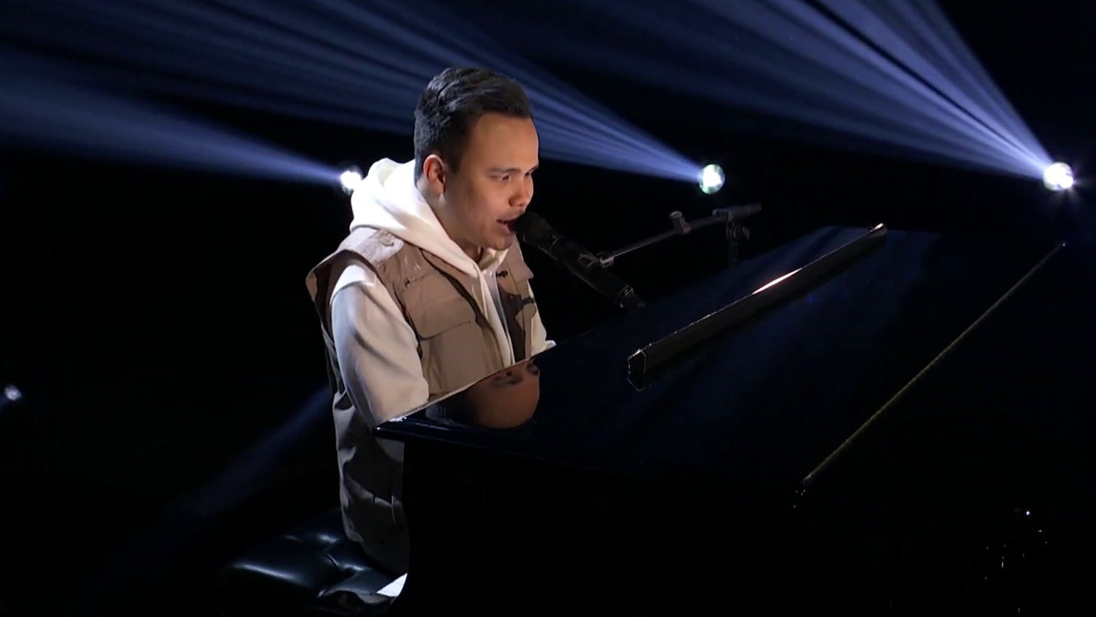 America's Got Talent: Kodi Lee Stuns America With Break My Heart Again