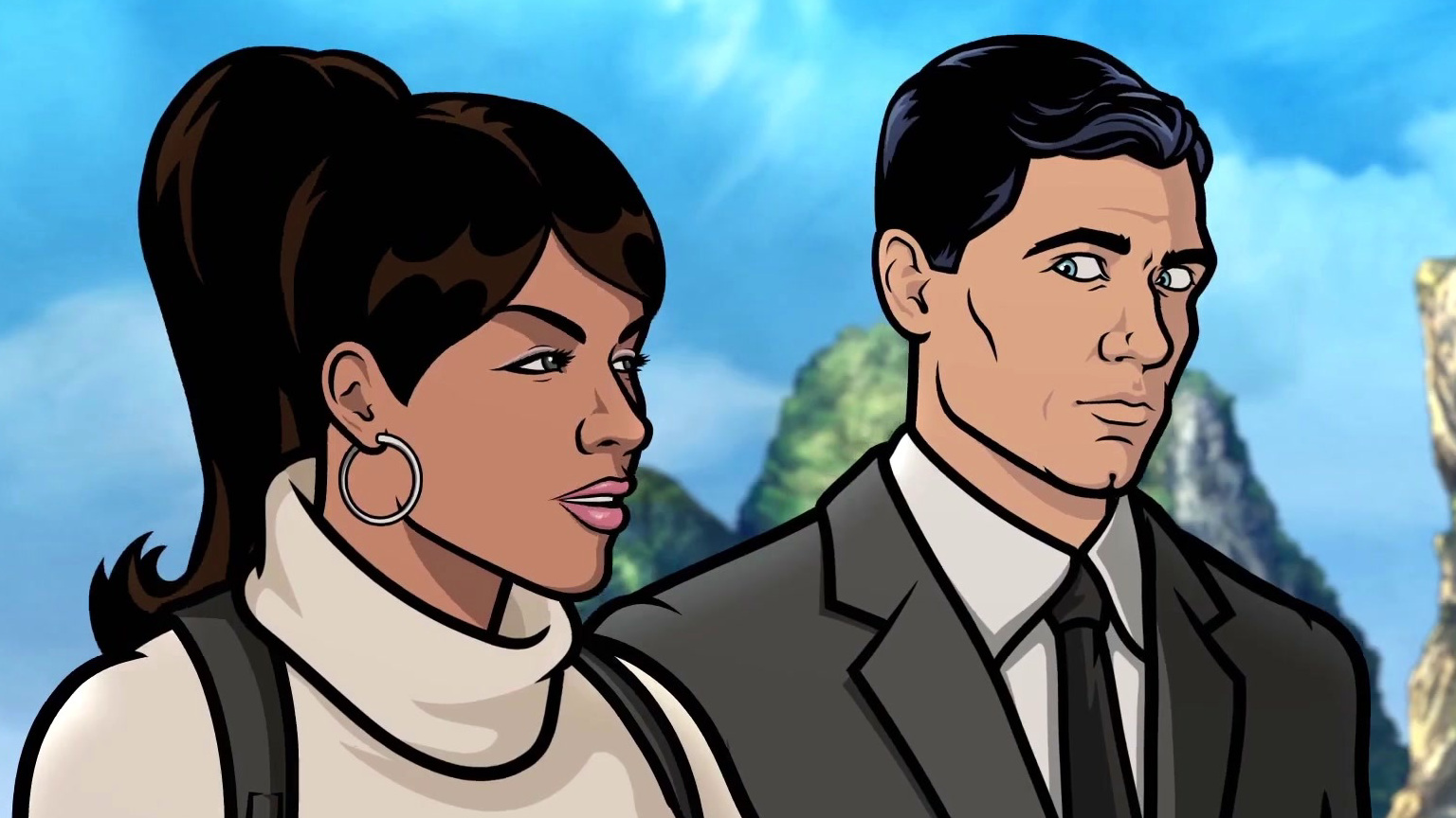 Archer: WokeWorld Teaser