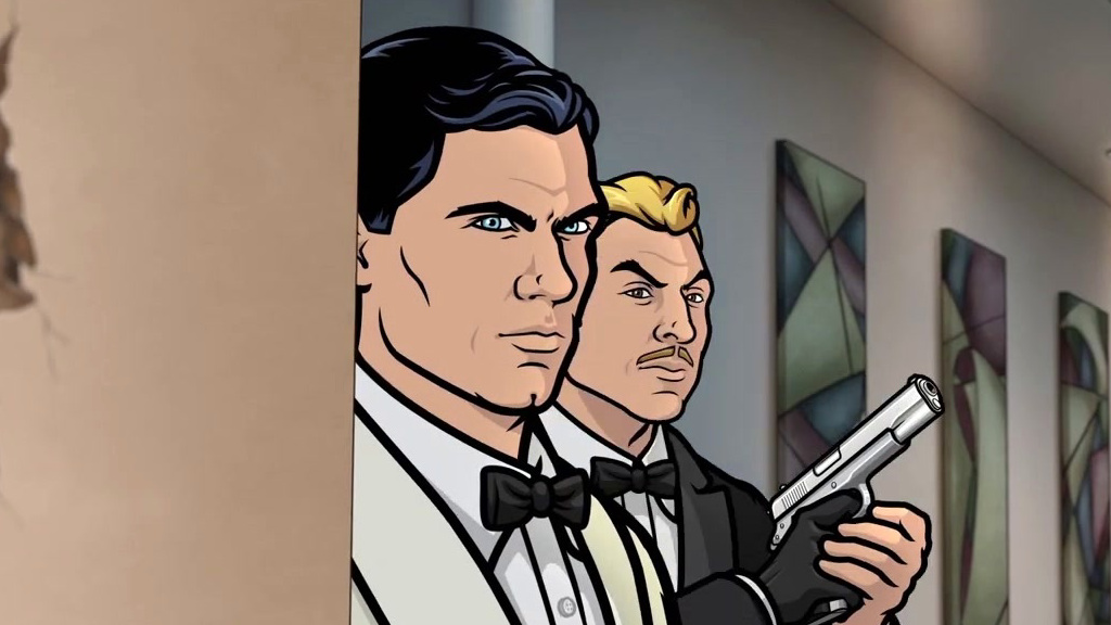 Archer: Good Ol' Days Teaser