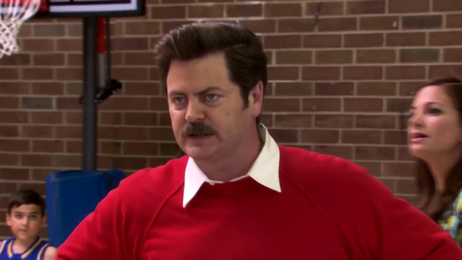 Parks And Recreation: Ron Swanson's Pyramid Of Greatness