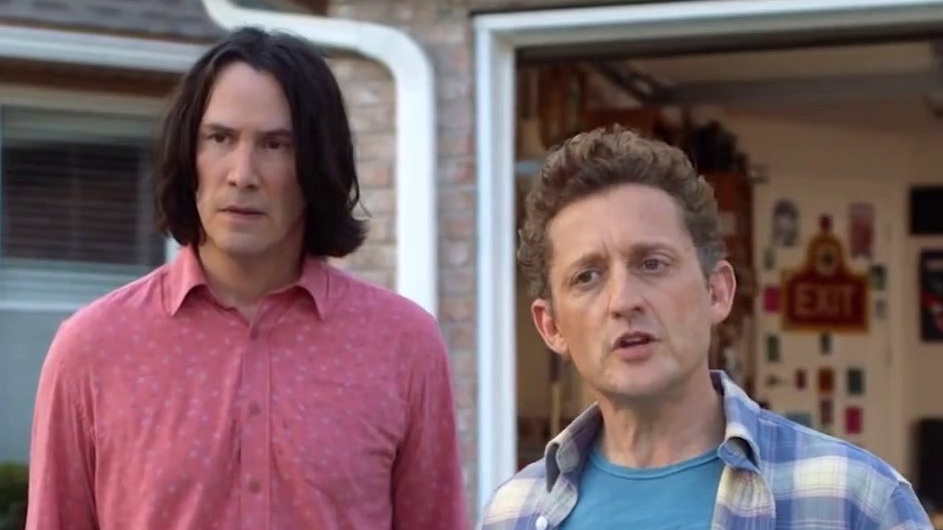 Bill & Ted Face The Music: The Future