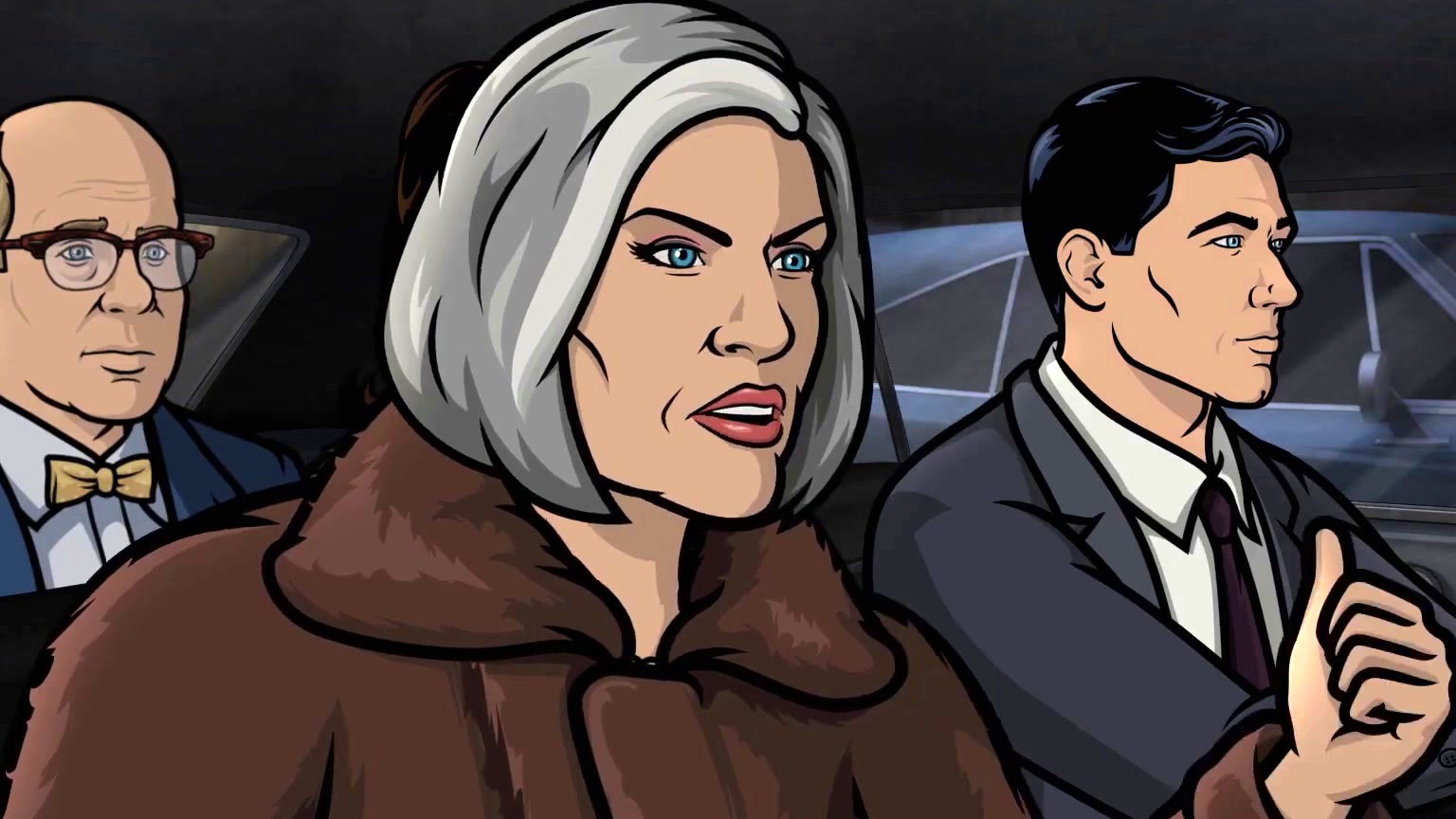 Archer: Lost Without Me