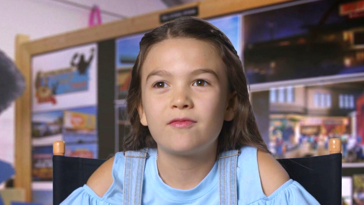 The One And Only Ivan: Brooklynn Prince On Her Character 'Ruby'
