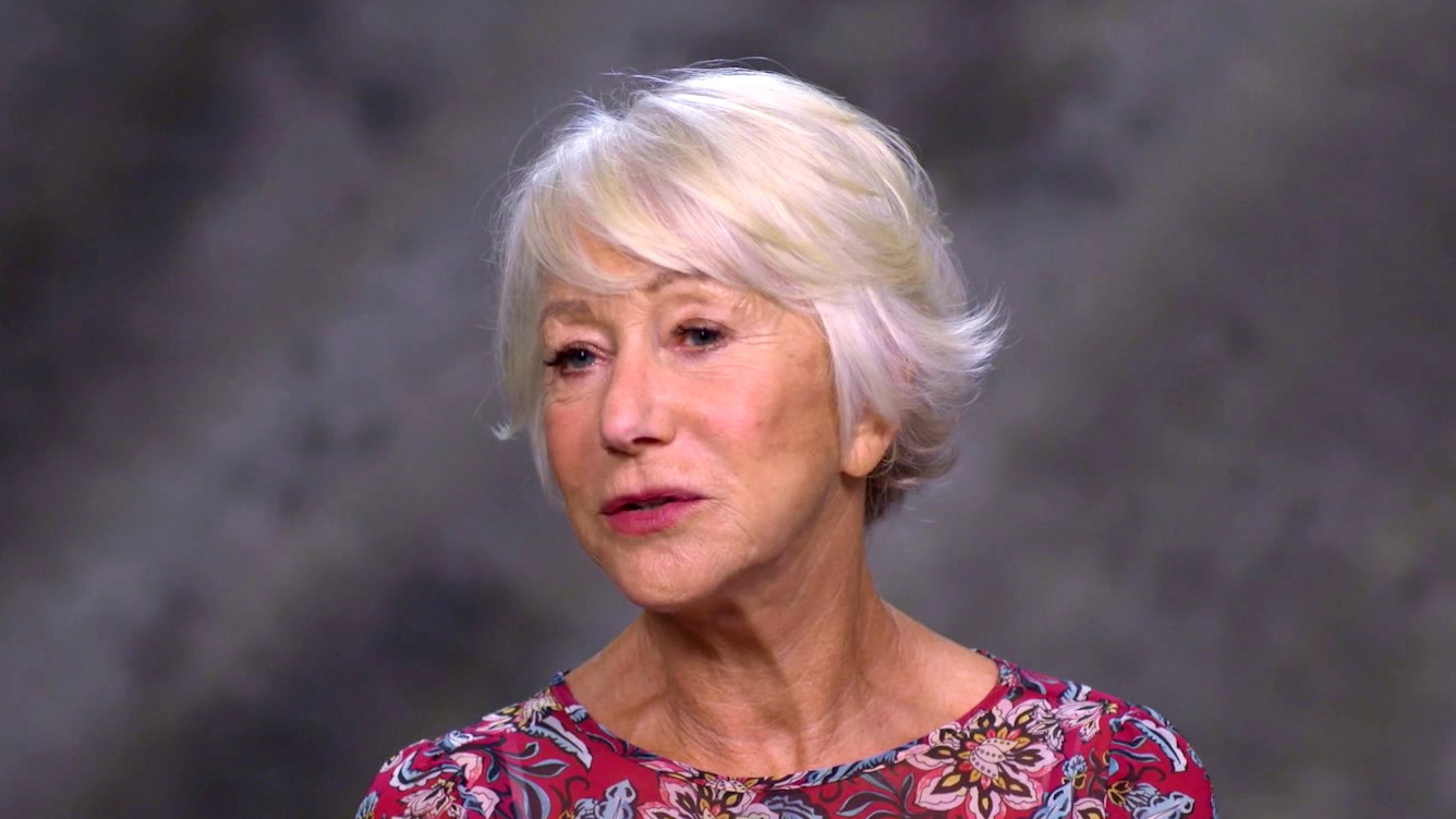 The One And Only Ivan: Helen Mirren On Her Character 'Snickers'