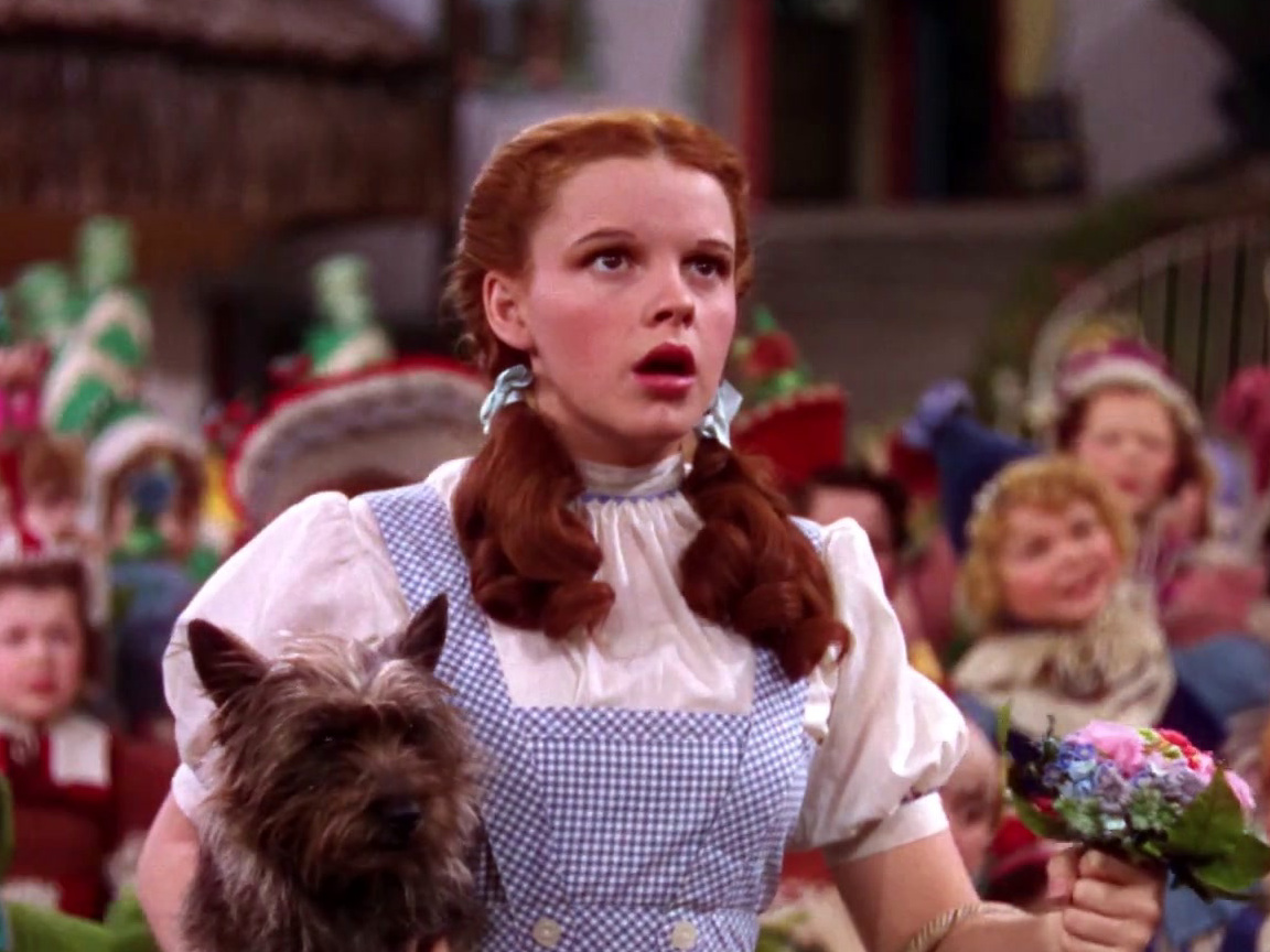 The Wizard Of Oz: Dorothy Heads Off To See The Wizard