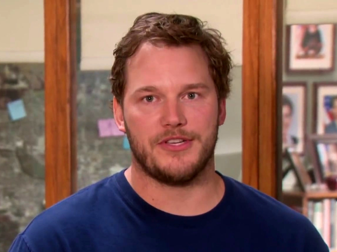 Parks And Recreation: Chris Coaches Andy For The Police Academy