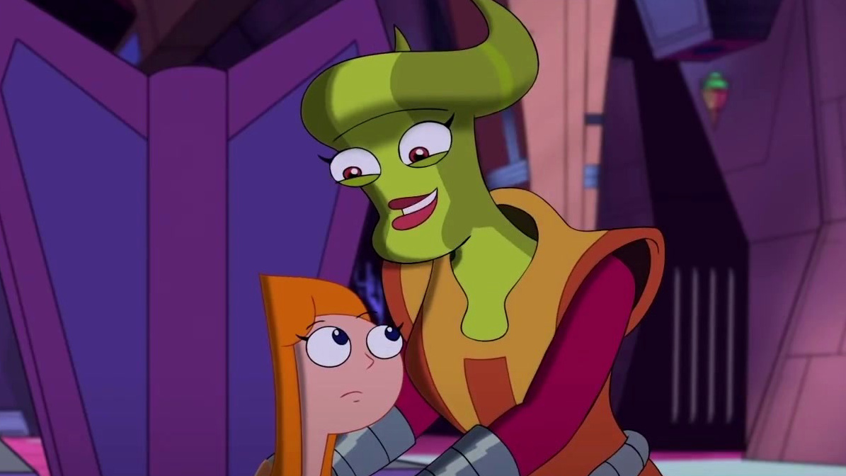 Phineas And Ferb The Movie: Candace Against The Universe: Super Super Big Doctor