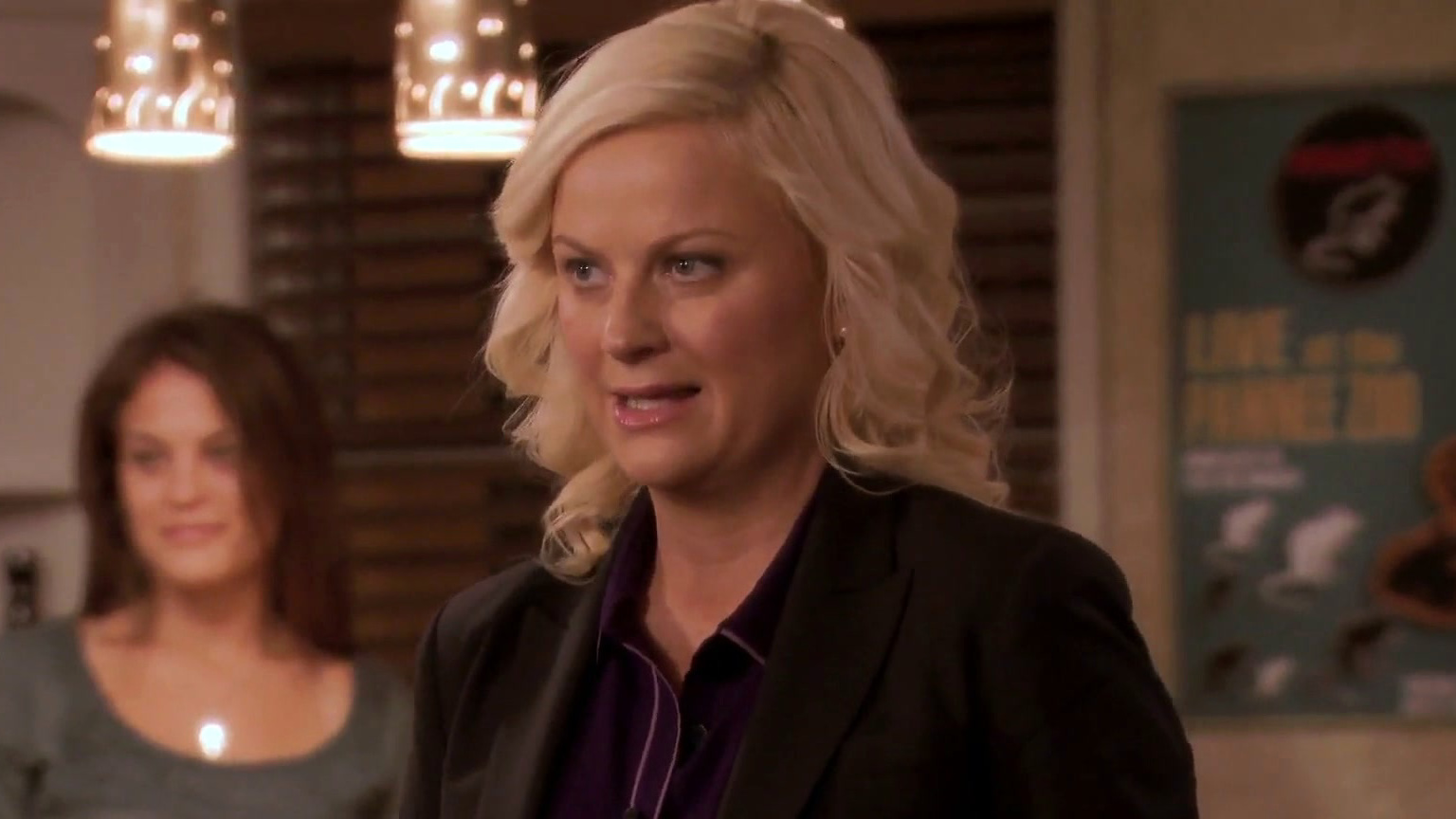 Parks And Recreation: Andy And April's Fancy Party