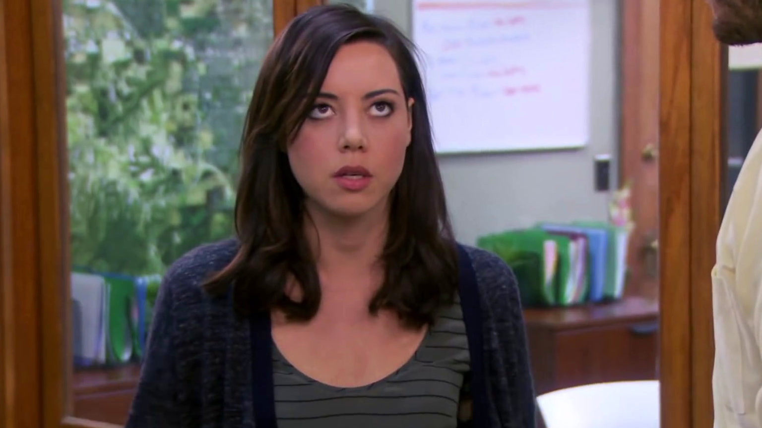 Parks And Recreation: Ron, April And Andy's Wild Puzzle