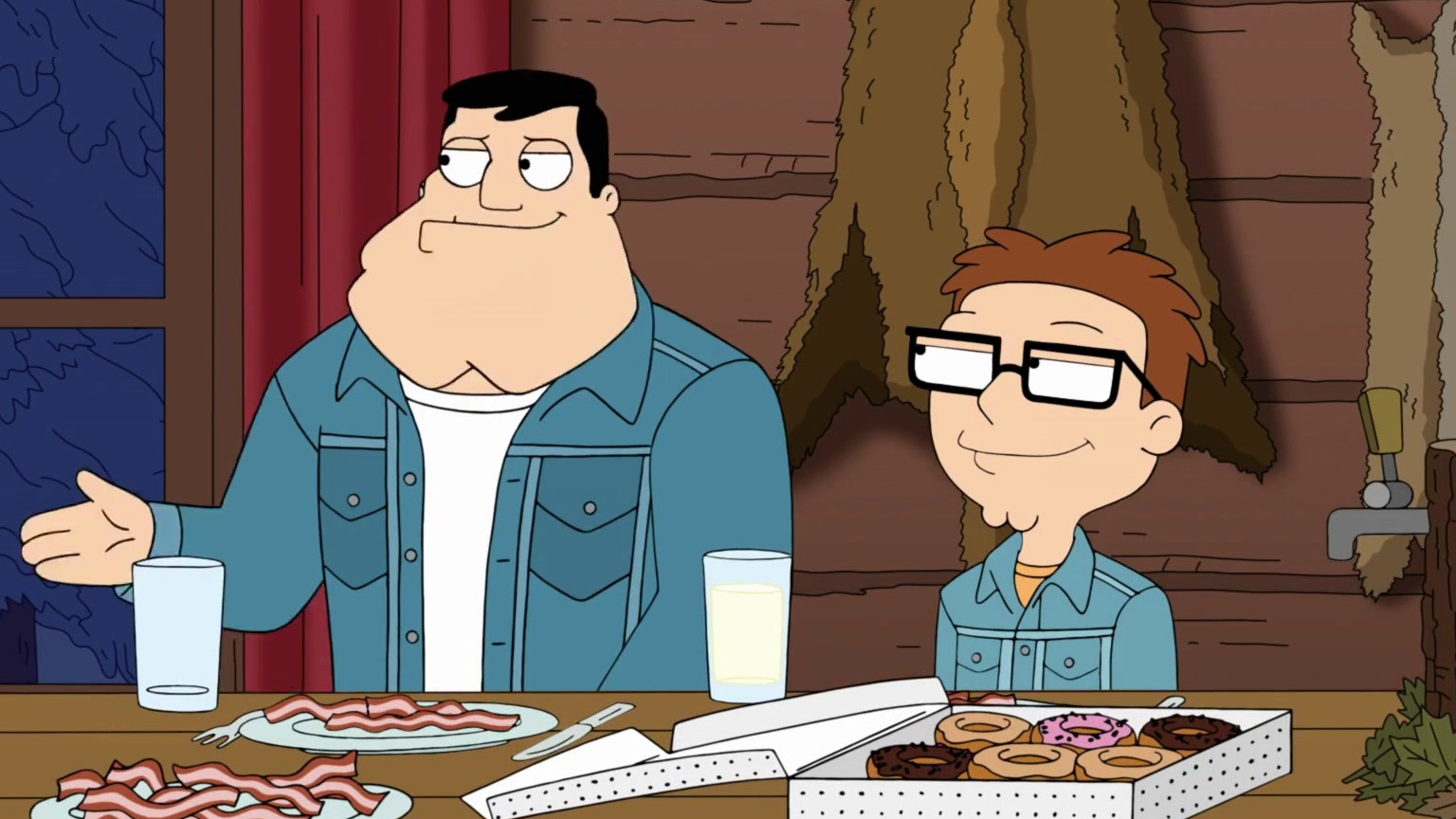 American Dad!: The Old Country