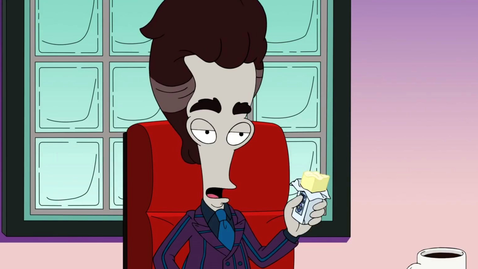 American Dad!: Lou Babba Doo, Business Guru