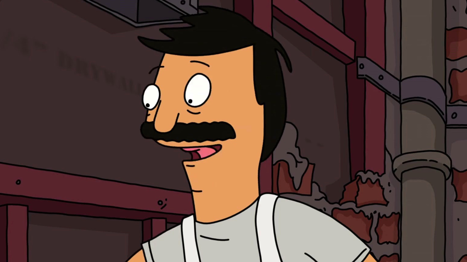 Bob's Burgers: Bob Fakes Being Trapped In The Walls