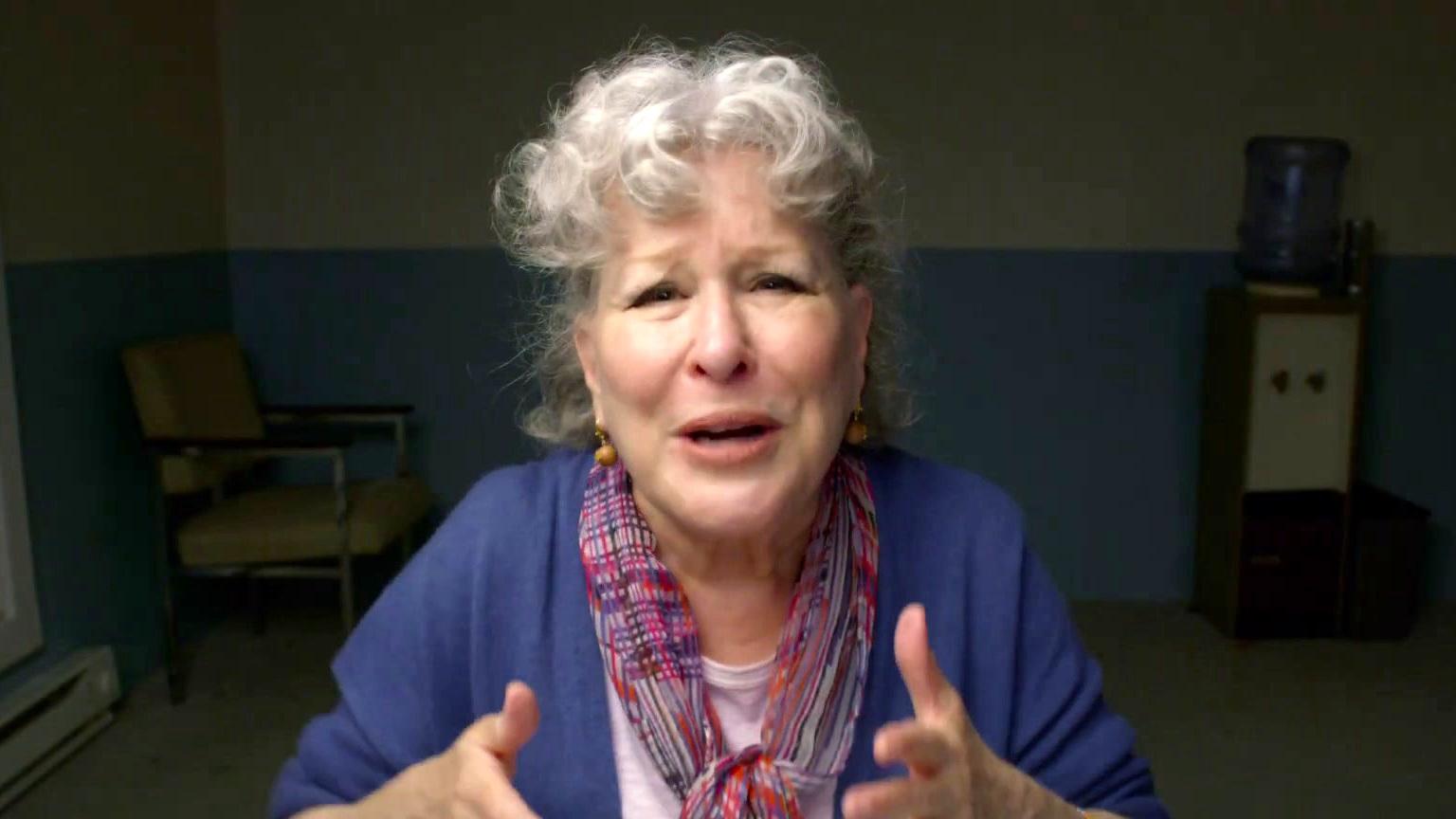 Coastal Elites: Bette Midler Is Miriam