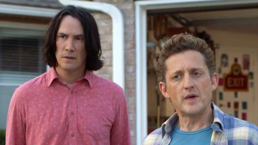 Bill & Ted Face The Music: Us, Meet Us! (Featurette)