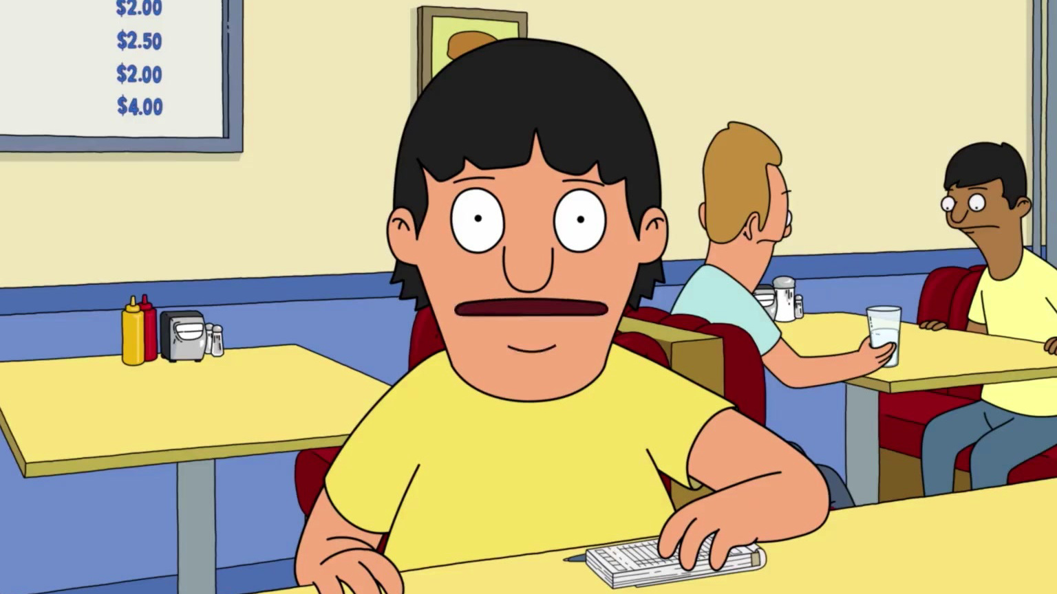 Bob's Burgers: Linda Thinks Gene Could Be A Theater Person