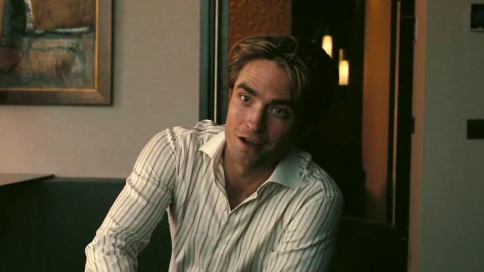 Tenet: Robert Pattinson (International Featurette)
