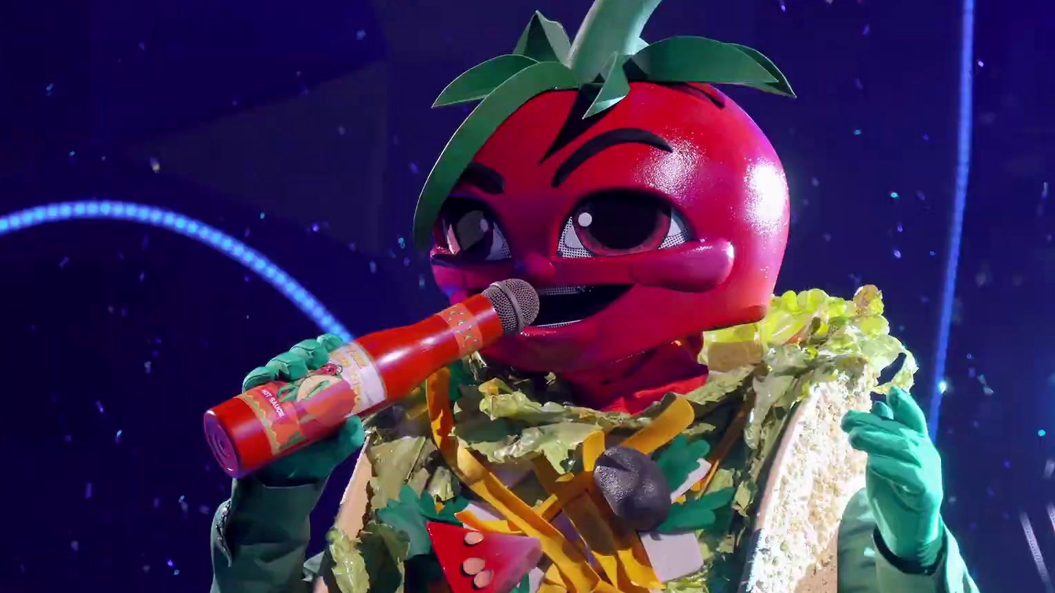 The Masked Singer: Advice To Future Masked Singers