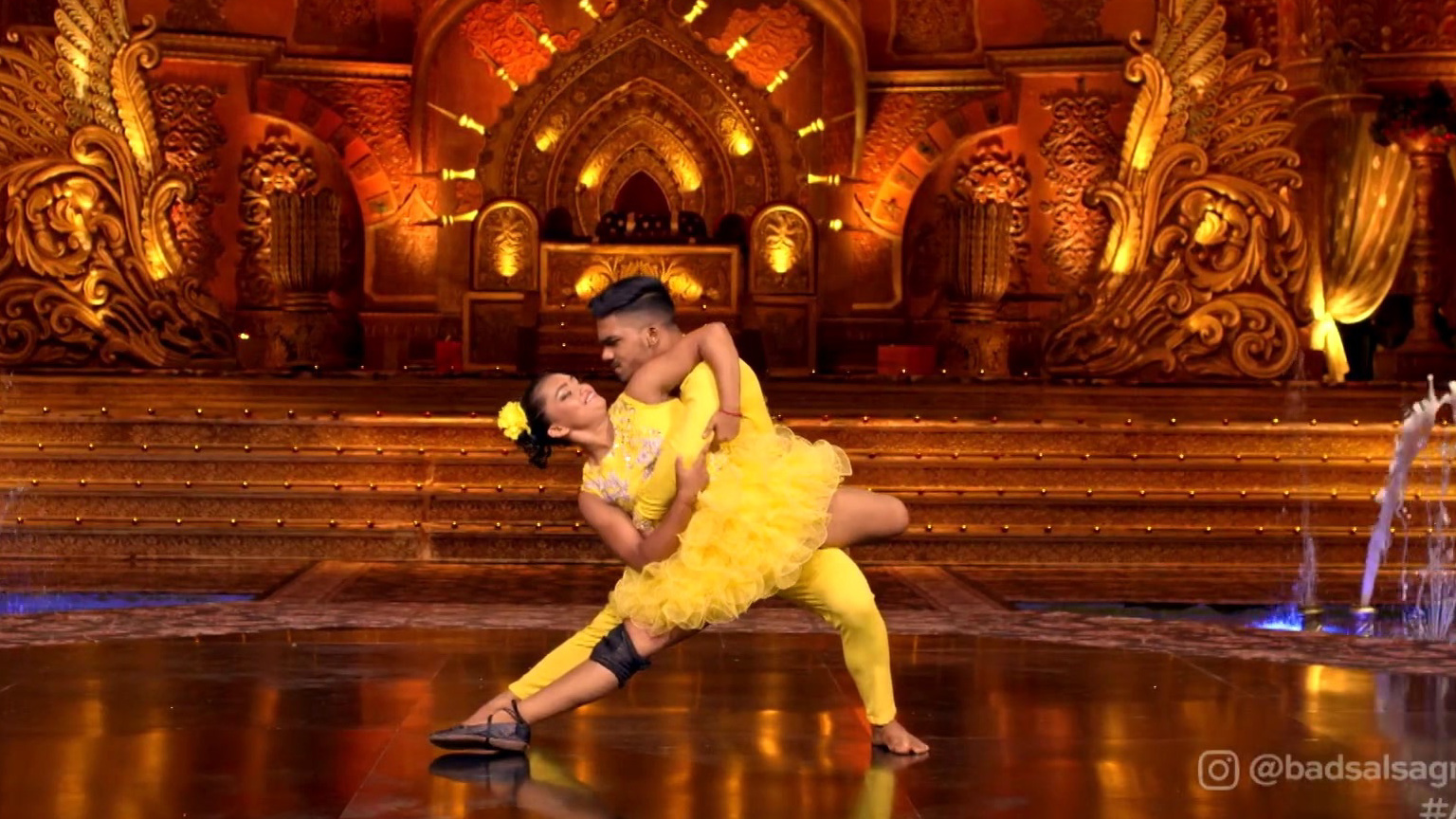 America's Got Talent: Bad Salsa Brings Their Best Dance Moves From India