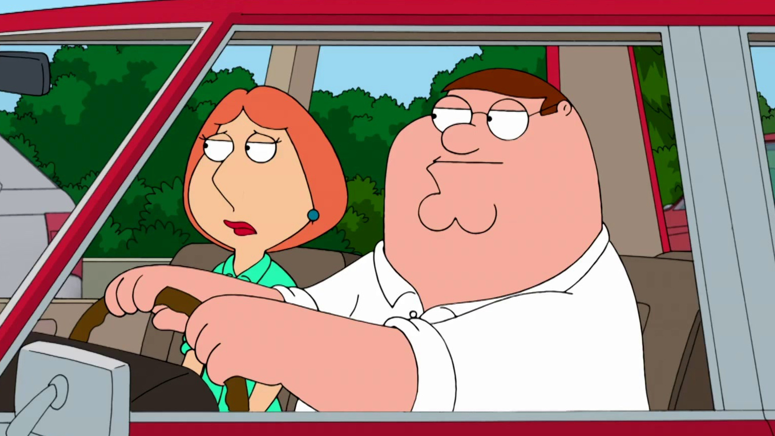 Family Guy: Meg And Quagmire