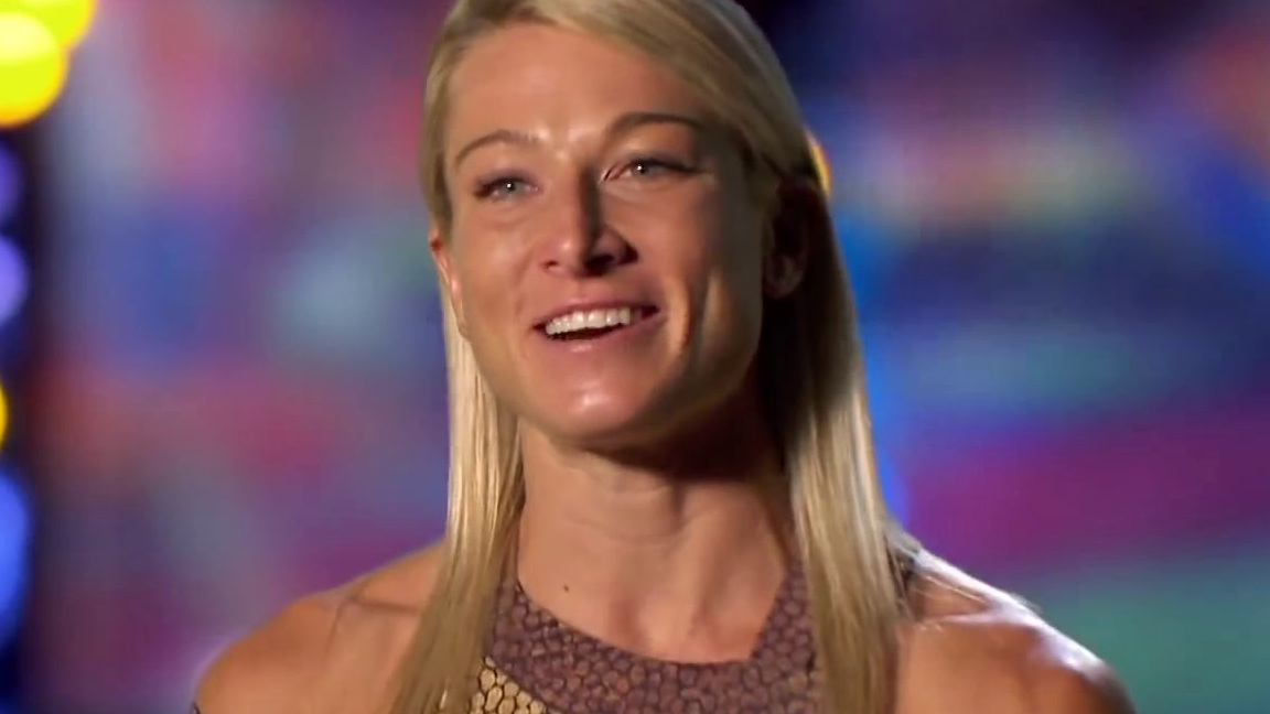 American Ninja Warrior: Jessie Graff Shines On The Course