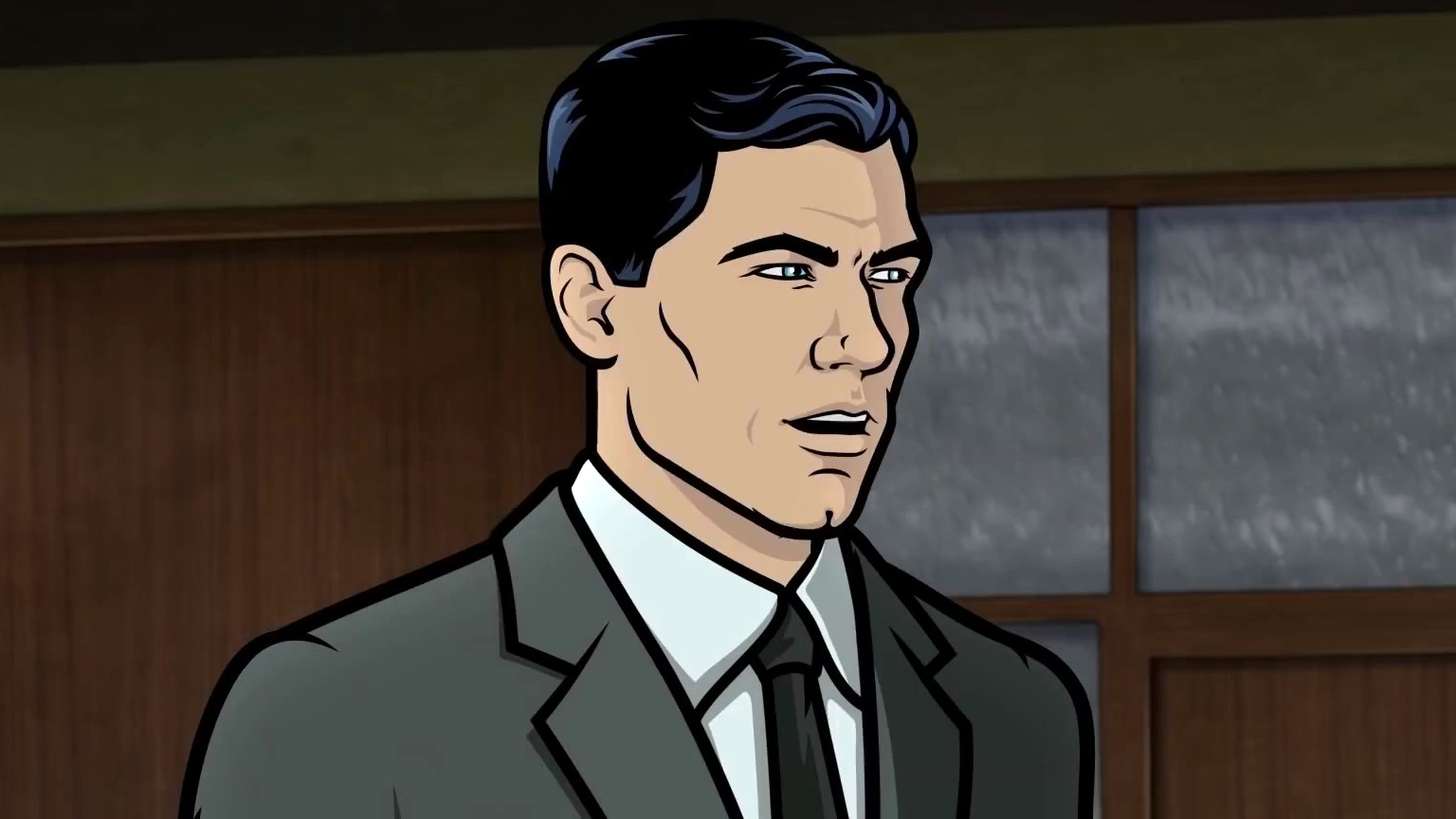 Archer: The Orpheus Gambit