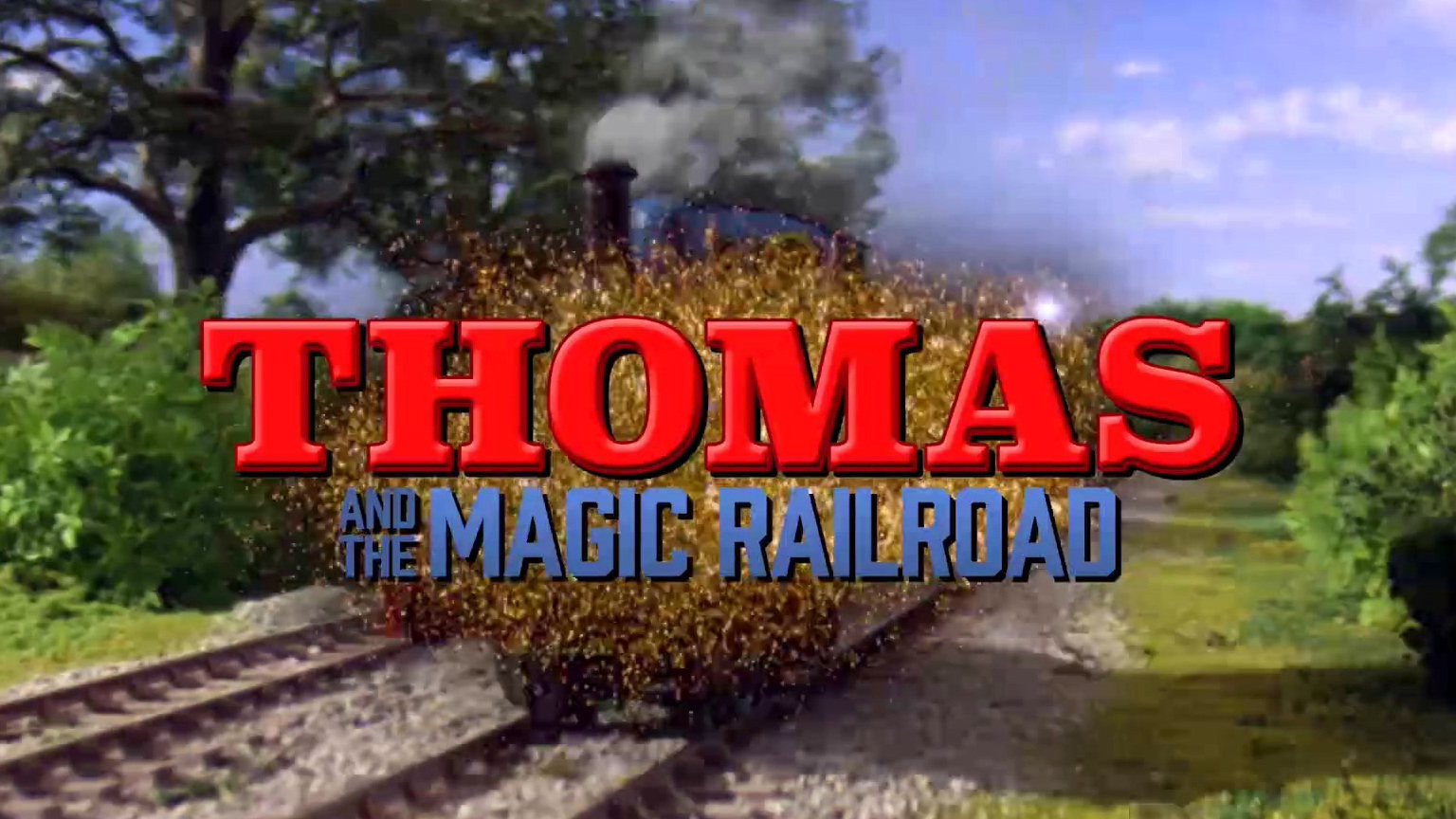 Thomas And The Magic Railroad (20th Anniversary Fathom Events Trailer)