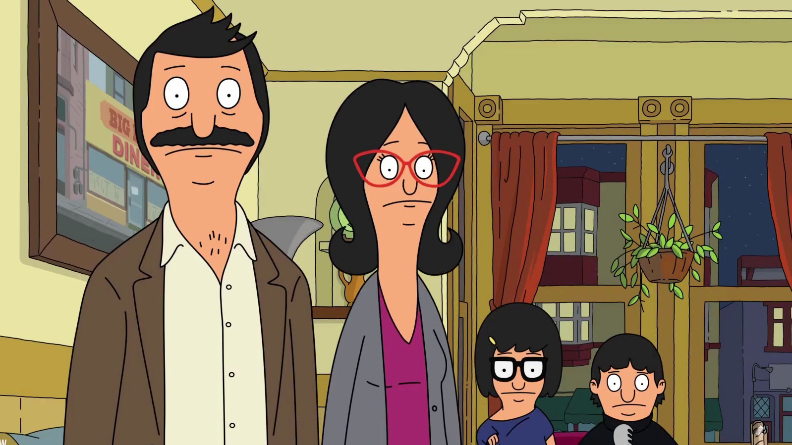 Bob's Burgers: Worms Of In-Rear-Ment