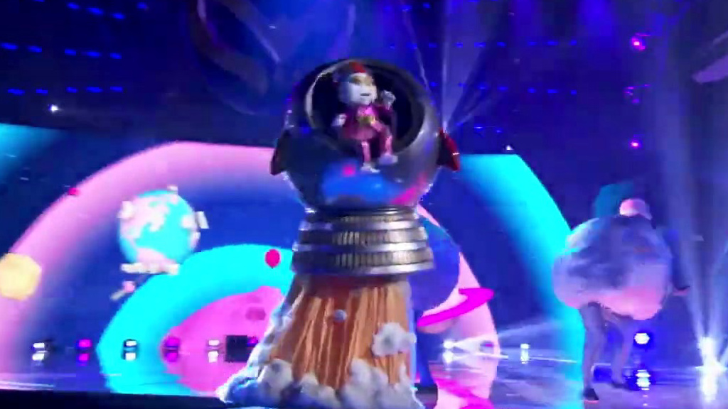 The Masked Singer: Baby Alien Performs Faith By George Michael