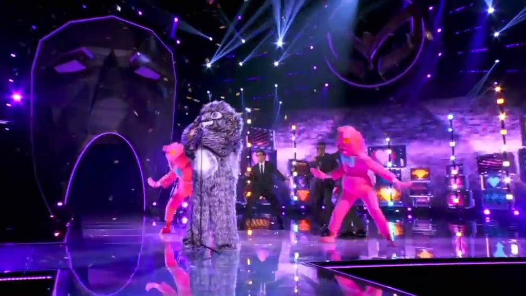 The Masked Singer: Gremlin Performs Stand By Me