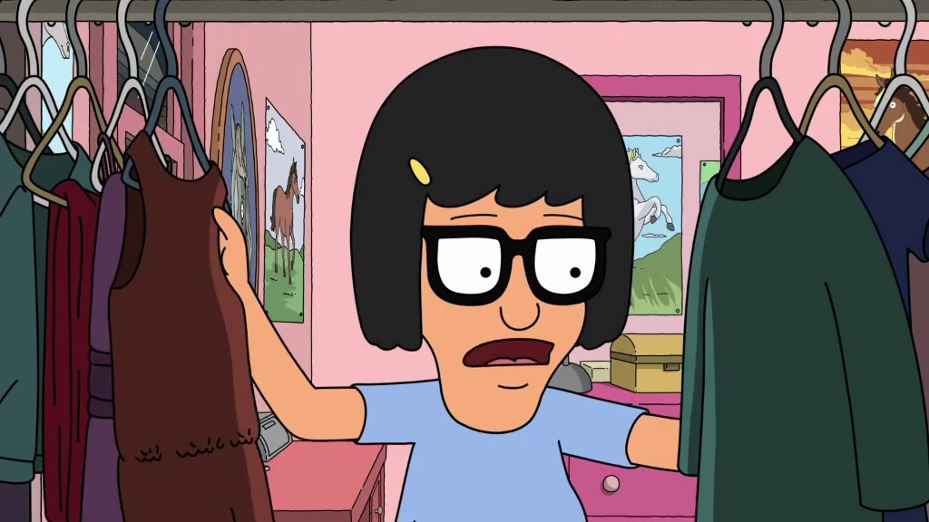 Bob's Burgers: The Family Gets Ready To Go To The Symphony