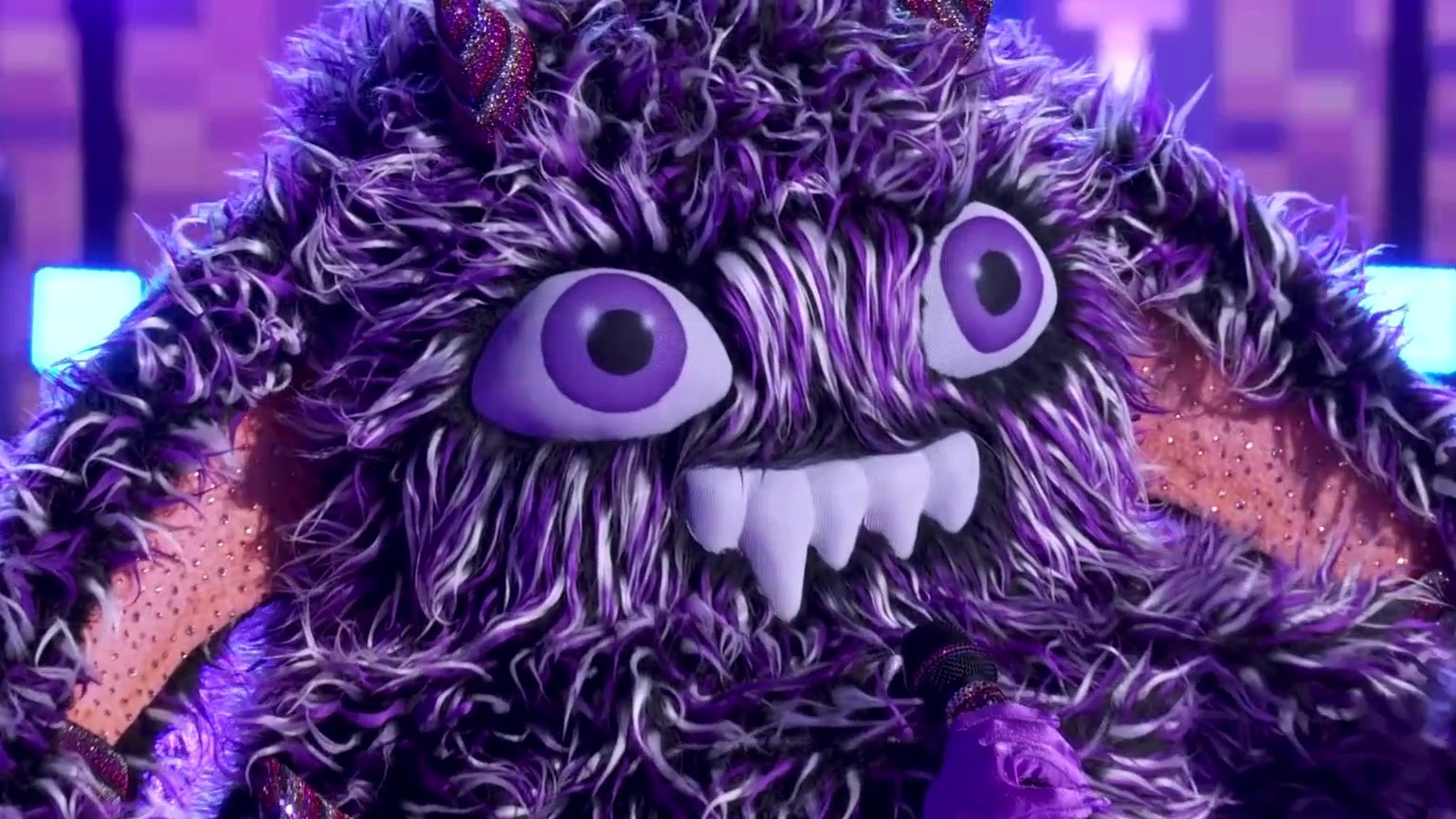 The Masked Singer: The Gremlin's First Interview Without The Mask