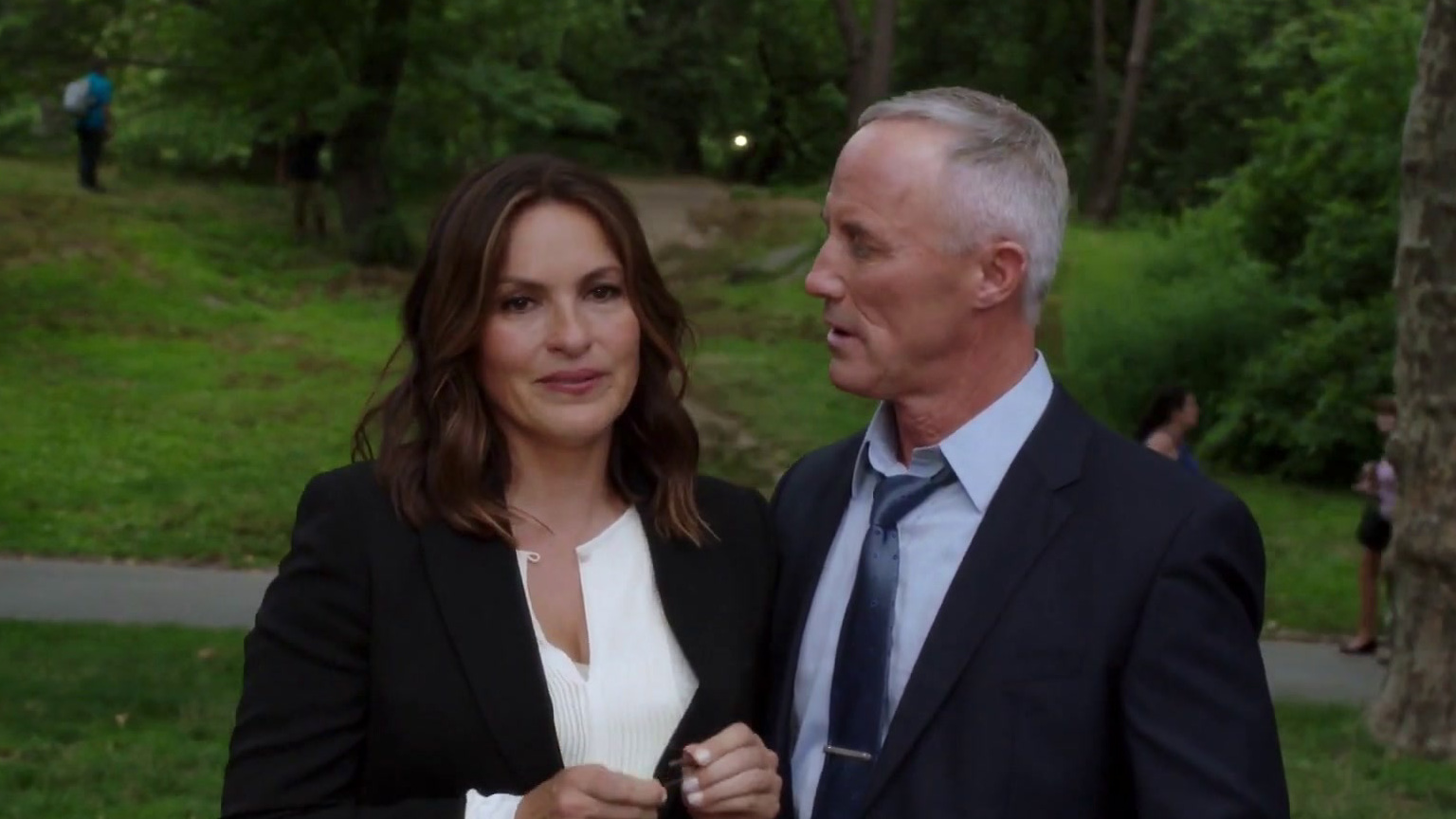 Law & Order: Special Victims Unit: Benson Cherishes Noah And Tucker