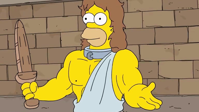 The Simpsons: I, Carumbus