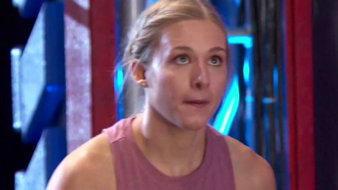 American Ninja Warrior: Mady Howard Brings A Nurse's Toughness To The Course