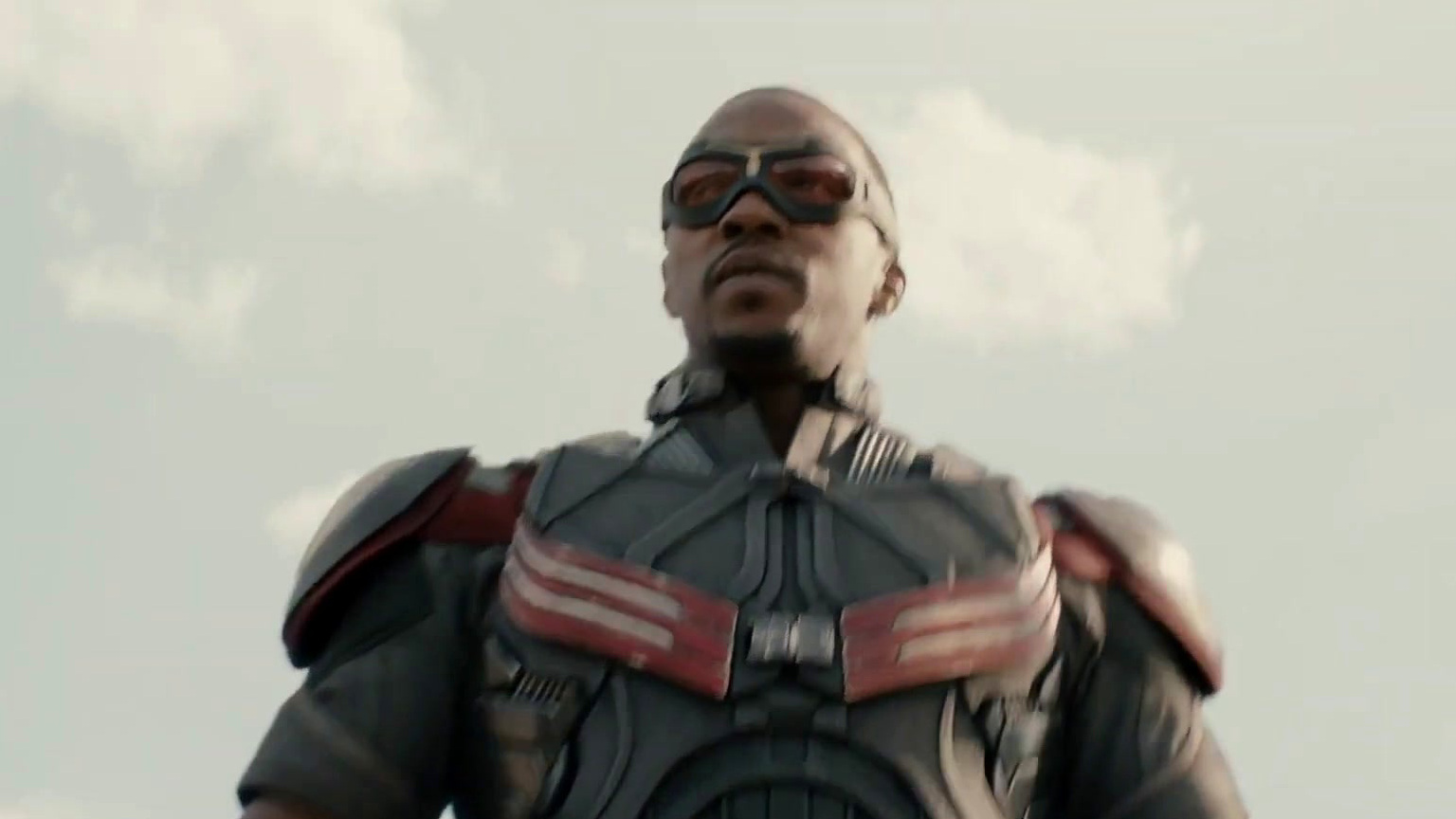 Ant-Man: Ant-Man Fights The Falcon
