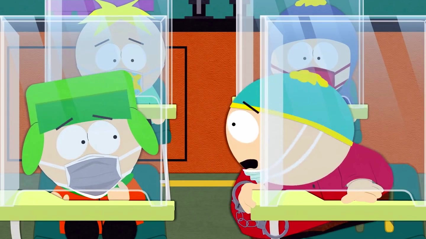 South Park: Cartman Declares Going to School a Violation of His Freedom