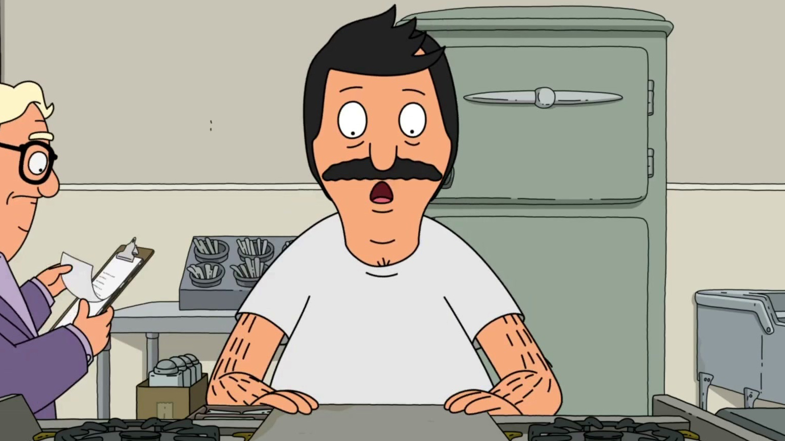 Bob's Burgers: Bob's In Love With The New Appliances
