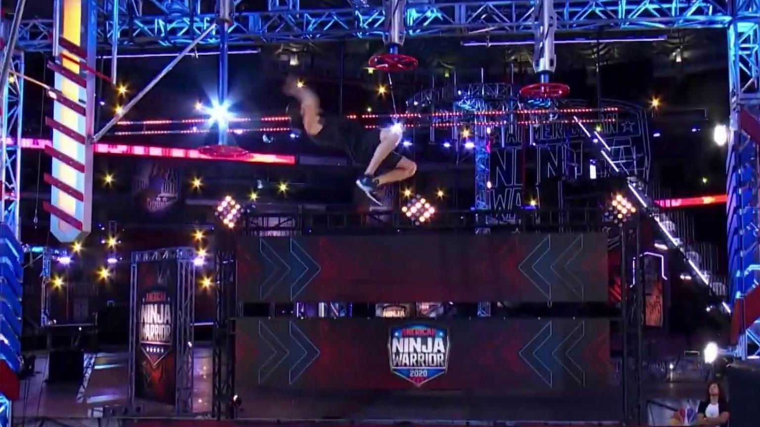 American Ninja Warrior: Semifinals 1